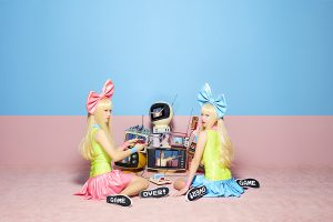 Dance and Rap Duo, FEMM, to appear at Anime Midwest!