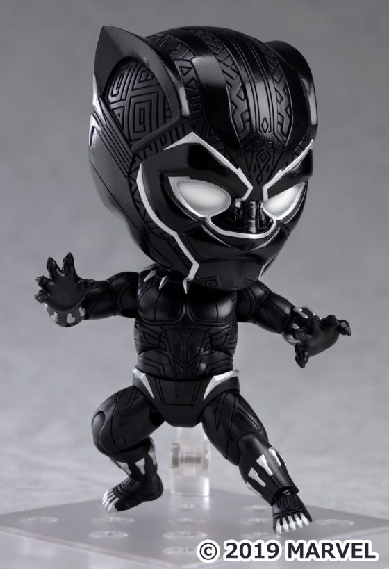 Black-Panther-SS-7-GSC-560x228 Good Smile Company's newest figure, Nendoroid Black Panther: Infinity Edition DX Ver. is now available for pre-order!