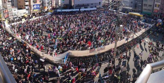 Cosplay-selfie-by-seiya09231-Nipponbashi-Street-Festa-2019-Capture-665x500 Nipponbashi Street Festa 2019 - Post-Show Field Report