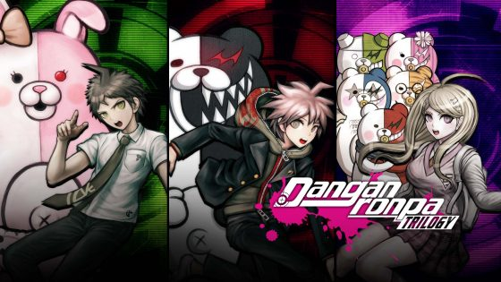 Danganronpa-Trilogy-logo-560x315 Despair Makes its Vile Return with Danganronpa Trilogy! Available Now!