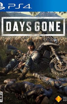 Days-Gone--399x500 Weekly Game Ranking Chart [04/18/2019]