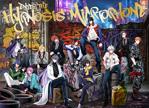 Enter-the-Hypnosis-Microphone-by-Hypnosismic-Division-Rap-Battle- Weekly Anime Music Chart  [03/25/2019]