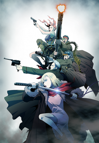 "First-Squad-KV-347x500 eigoMANGA Will Publish ""First Squad - The Moment of Truth"" Graphic Novel"