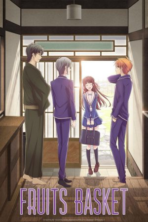 Fruits Basket Reveals New ED, 2nd Cours PV, and New Key Visual!