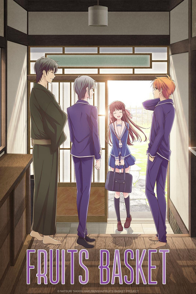 Fruits-Basket Famous Anime Fruits Basket Second Season is coming Spring 2020!!