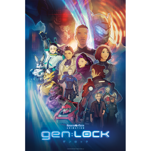 "It's Official! ""gen:LOCK"" is now on Crunchyroll!"