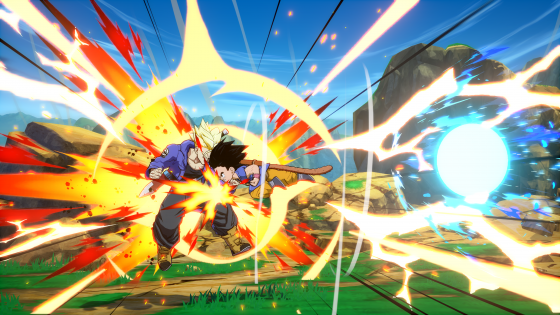 Goku_GT_Introduction04_1553049482-560x315 DRAGON BALL FighterZ Adds Goku From DRAGON BALL GT to its Impressive Roster of Characters