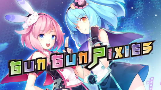 Gun-Gun-Pixies-SS-1-560x315 Gun Gun Pixies for Nintendo Switch announced! PEW PEW!
