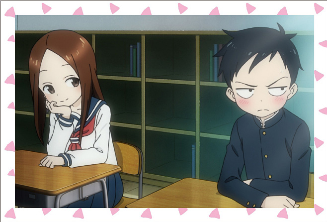 Karakai-Jouzu-no-Takagi-san-crunchyroll-2 Top 10 2018 Anime That Are Easy to Watch [Best Recommendations]