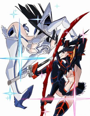 KILL la KILL – IF coming to Consoles Globally July 25th, and Europe on 26th July!