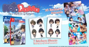 Kotodama: The 7 Mysteries of Fujisawa - Release date and physical goodies announced