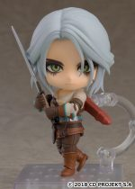 Good Smile Company039s Newest Figure Nendoroid Ciri Is Now Available For Pre Order