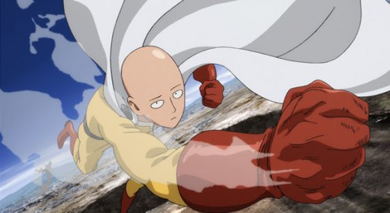 One-Punch-Man-April-9-560x306 VIZ Media Announces ONE-PUNCH MAN Season 2 Premiere On HULU