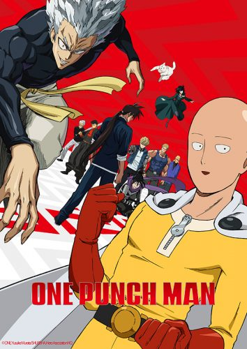 One-Punch-Man-Wallpaper How Anime Heroes Inspire Us