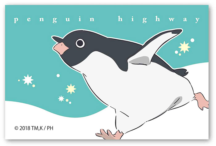 Penguin-Highway-Wallpaper Penguin Highway Review - A Triumphant, Unique Debut