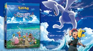 Pokémon The Movie: The Power Of Us Out NOW on Blu-Ray/DVD!