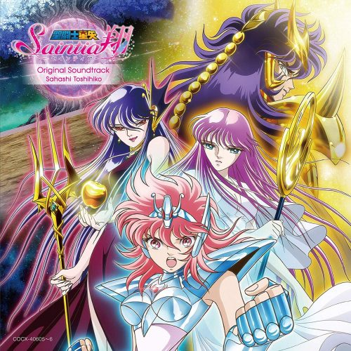 Saint-Seiya-Saintia-Shou-Wallpaper-500x500 Saint Seiya Saintia Sho - A Shoujo Action Fantasy! Review
