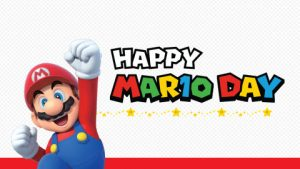 Celebrate Mario Day 2019 with a Weeklong Nintendo Switch Promotion