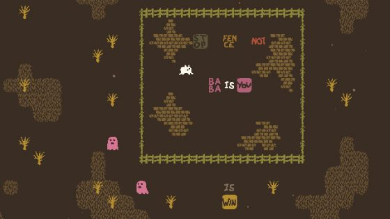 Switch_BabaIsYou_screen_05-560x315 Latest Nintendo Downloads [03/07/2018] -  March 7, 2019: Go Behind the Seams with Kirby