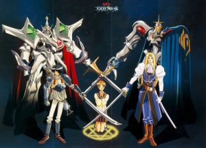6 Anime Like Tenkuu no Escaflowne (The Vision of Escaflowne) [Recommendations]