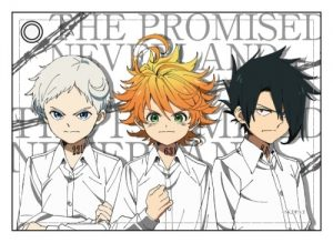 [Honey's Crush Wednesday] 5 Emma Highlights from Yakusoku no Neverland (The Promised Neverland)