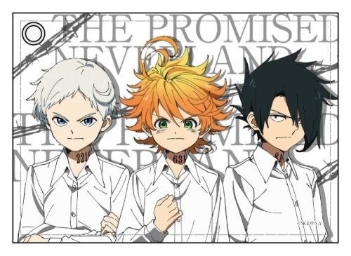 Emma Highlights From The Promised Neverland