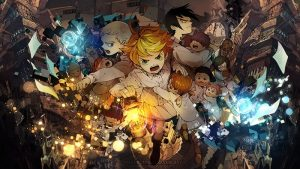 Anime vs. Manga:  Yakusoku no Neverland (The Promised Neverland)