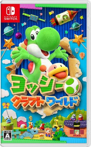 Yoshis-Crafted-World-309x500 Weekly Game Ranking Chart [03/21/2019]