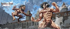 Attack on Titan: Assault is NOW LIVE for Android Devices!