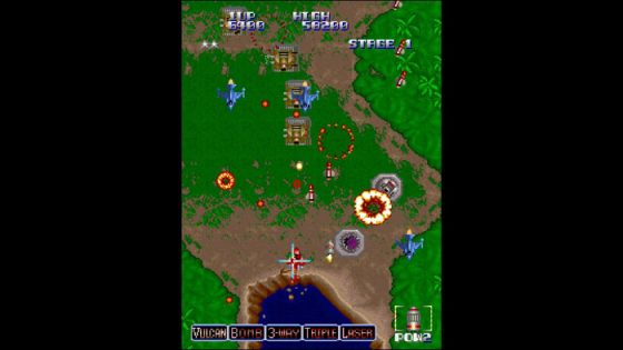 AA-1-Anniversary-Collection-Arcade-Classics-Capture-560x315 Anniversary Collection Arcade Classics - Xbox One Review