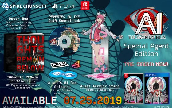 Ai-The-Somnium-Files-pre-order-560x350 AI: THE SOMNIUM FILES Website Live Today with New Characters and More Screenshots!