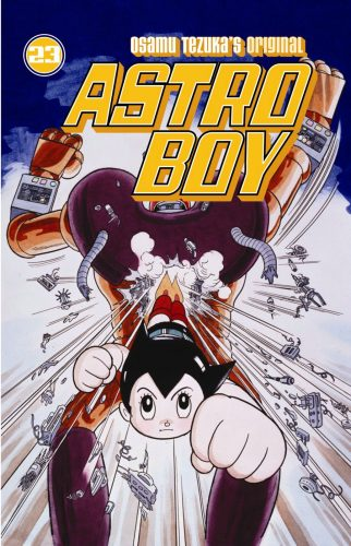 Astro-Boy-manga-322x500 The History of Manga in America - Part 1: From Foreign Oddity to Household Name