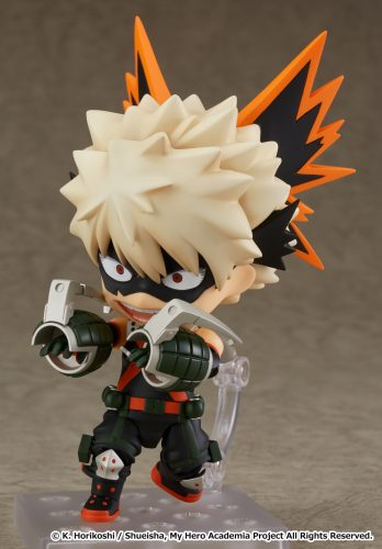 Bakugo-GSC-4-348x500 Nendoroid Shoto Todoroki: Hero's Edition, Nendoroid Izuku Midoriya: Hero's Edition (Rerelease) and Nendoroid Katsuki Bakugo: Hero's Edition (Rerelease) are now available for pre-order!
