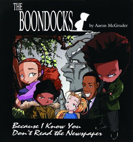 Boondocks-Wallpaper-467x500 The History of Manga in America - Part 2: Manga's Influence on Western Comics
