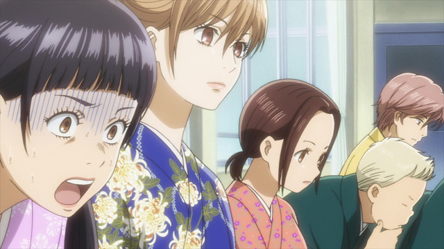 Chihayafuru-Sentai-Wallpaper What Makes Up a Sports Anime? [Definition; Meaning]