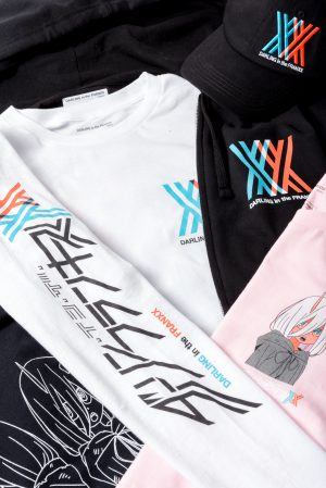 Crunchyroll anuncia una nueva promoción Capsule Collection, ¡dedicada a Darling in the FranXX!