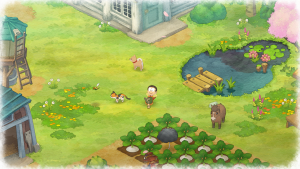 ¡Doraemon: Story of Seasons anunciado para PC y Nintendo Switch!