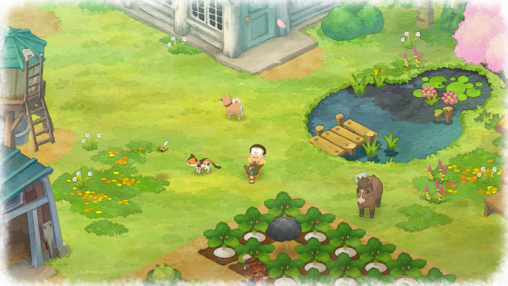 Doraemon_taking_care_animals_1556013350-560x315 Harvest Your Copy of DORAEMON STORY OF SEASONS on October 11, 2019
