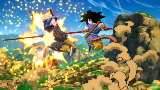 Dragon-Ball-FighterZ-GokuGT_Power_Pole03_1553049693-560x315 Goku From Dragon Ball GT Officially Joins DRAGON BALL FighterZ's Impressive Roster of Characters on May 9, 2019