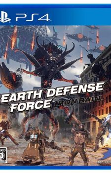 EARTH-DEFENSE-FORCE-IRON-RAIN-437x500 Weekly Game Ranking Chart [04/11/2019]