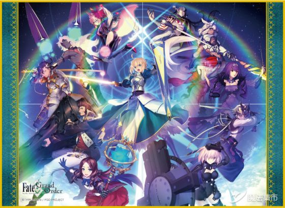 Fate-Grand-Order-Wallpaper-500x443 Is Spending Money in Fate/Grand Order worth it?