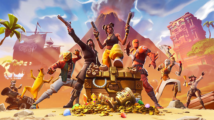 Fortnite-Hidden-Battle-Star-Wallpaper Top 10 Most Influential Games of the 2010s [Best Recommendations]