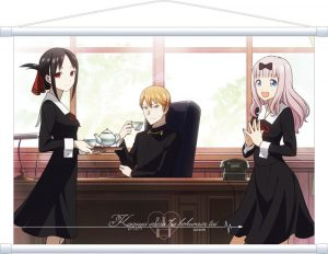 Kaguya-Sama-wa-Kokurasetai-KAGUYA-SAMA-LOVE-IS-WAR-300x450 6 Anime Like Kaguya-sama wa Kokurasetai: Tensai-tachi no Renai Zunousen (Kaguya-sama: Love is War) [Best Recommendations]