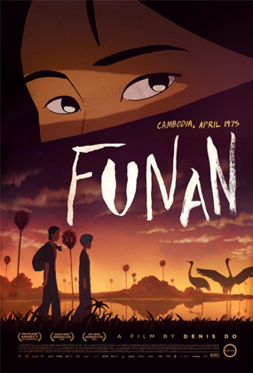 GKIDS Announces NY & LA Release Dates for FUNAN | In Select U.S. Theaters June 2019