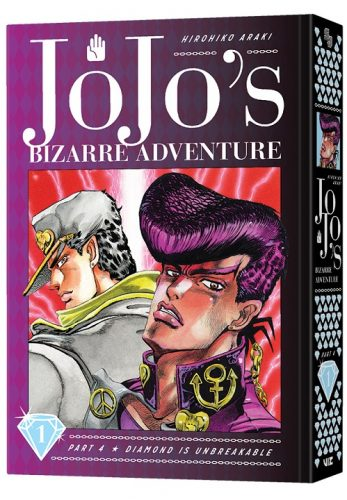 JoJosBizarreAdventure-Part04-DiamondIsUnbreakable-GN01-3D-347x500 New Anime & Manga Releases For May Detailed By VIZ Media