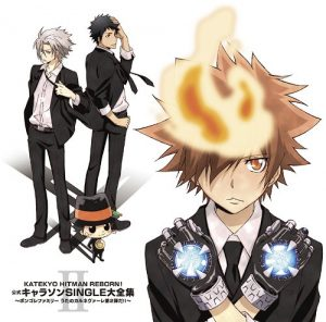 In What Order Should You Watch Katekyo Hitman Reborn! (Reborn!)? Part 2