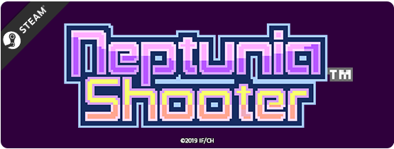 Neptunia-Shooter-1 Ready Your Shmup Skills as Neptunia Shooter Heads to Steam This Year!