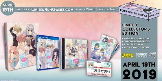 Nurse-Love-Syndrome-logo-560x321 Nurse Love Syndrome llega a PS Vita y PC este mes