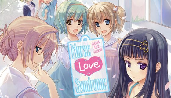 Nurse-Love-Syndrome-logo-560x321 Degica Games Announces that Nurse Love Syndrome Drops for PS Vita and PC Coming in April