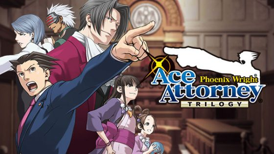 Phoenix-Wright-AA-Trilogy_Logo-560x315 Phoenix Wright: Ace Attorney Trilogy - PlayStation 4 Review